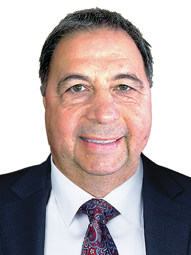 Frank Salituro, Sales Representative - Kamloops, BC
