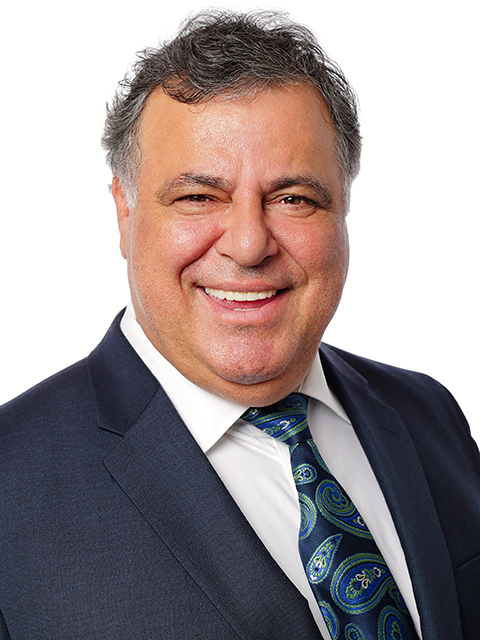Nick Hatziantoniou, Sales Representative - Toronto, ON