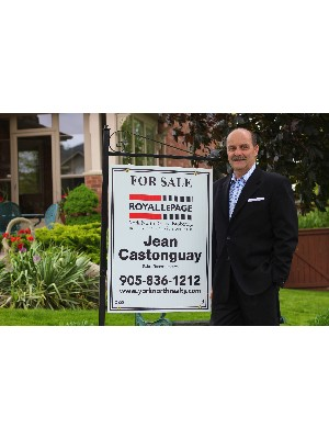Jean Castonguay, Sales Representative - NEWMARKET, ON