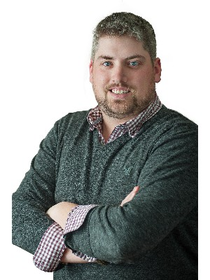 Andrew Gilroy, Sales Representative - Amherst, NS