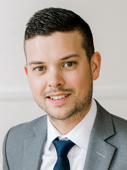Andrew Penner, Sales Representative - Winnipeg, MB
