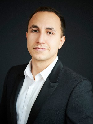 Justin Helmi, Sales Representative - Toronto, ON
