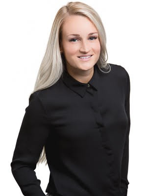 Gabrielle Germain, Courtier immobilier résidentiel - QUEBEC, QC