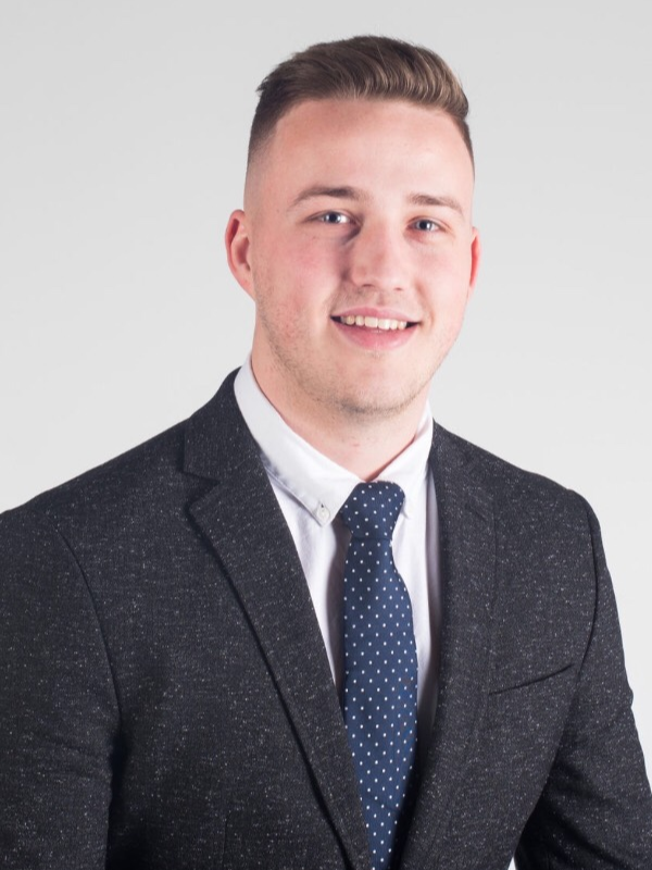 Ashton Kropla, Salesperson/REALTOR® - Winnipeg, MB